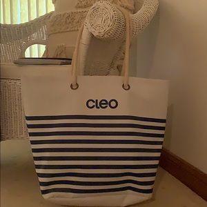 Cleo large beach/travel bag!